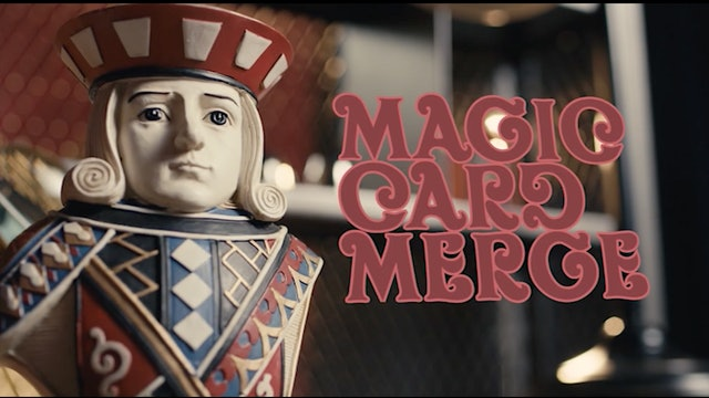 Magic Card Merge