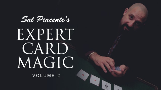 Expert Card Magic: Volume 2