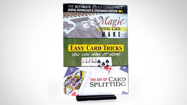 Ultimate Magic You Can Make Bundle