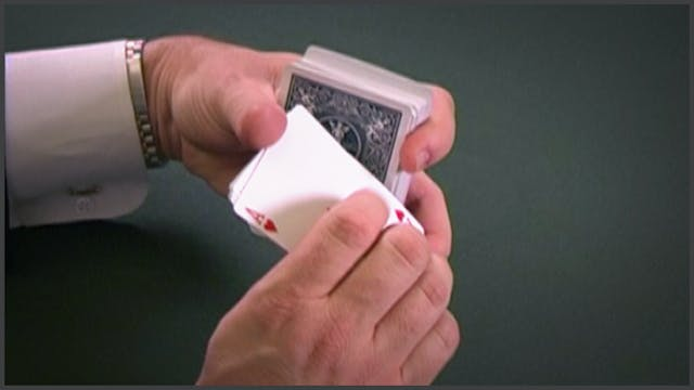 Touch a Card Force