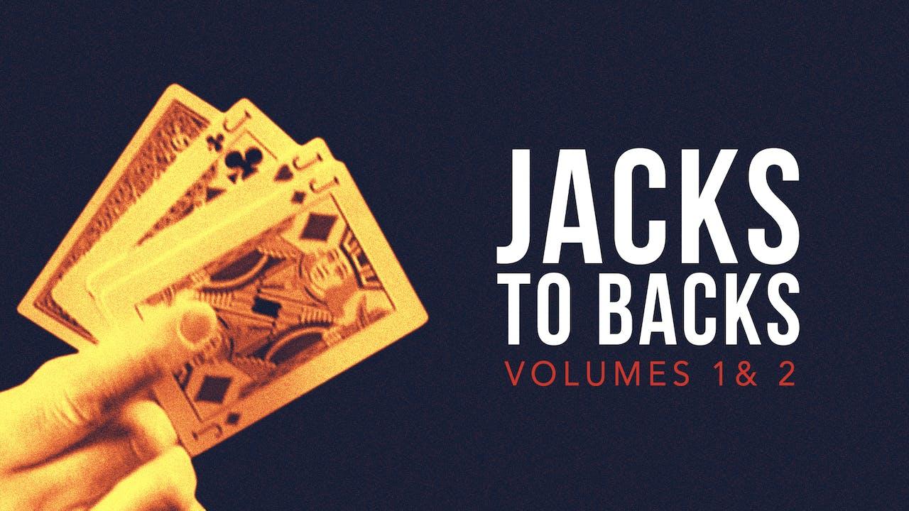 Jacks to Backs Instant Download