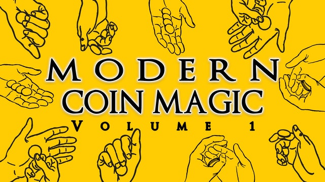 Modern Coin Magic - Volume 1