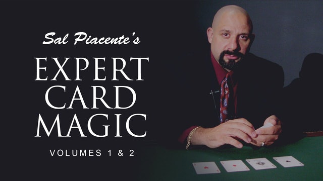 Expert Card Magic: Volumes 1 & 2