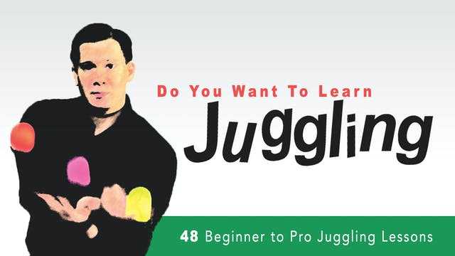 Do You Want to Learn Juggling? Instant Download