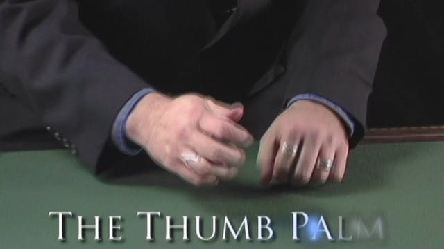 The Thumb Palm