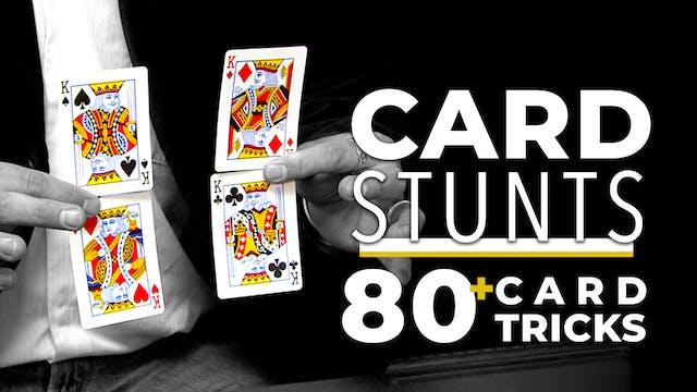 Card Stunts with Ben Salinas