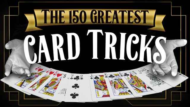 75 Self Working Card Tricks - Instant Download