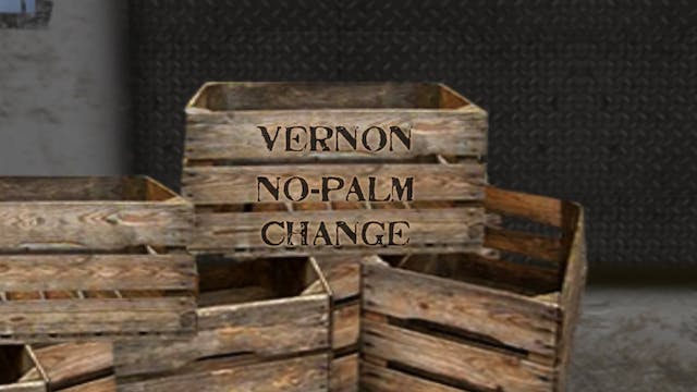 Vernon No-Palm Change
