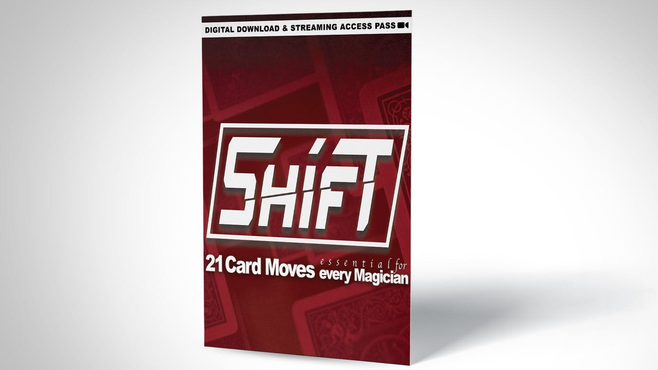 Shift - 21 Card Passes with Kris Nevling