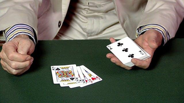 Simon's Multiple Card Control