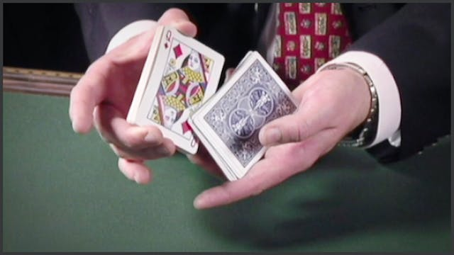 Controlling the Top Card