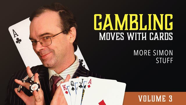 Gambling Moves with Cards 3 - Full Volume Download