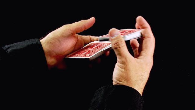 Gambler's Shuffle Explanation