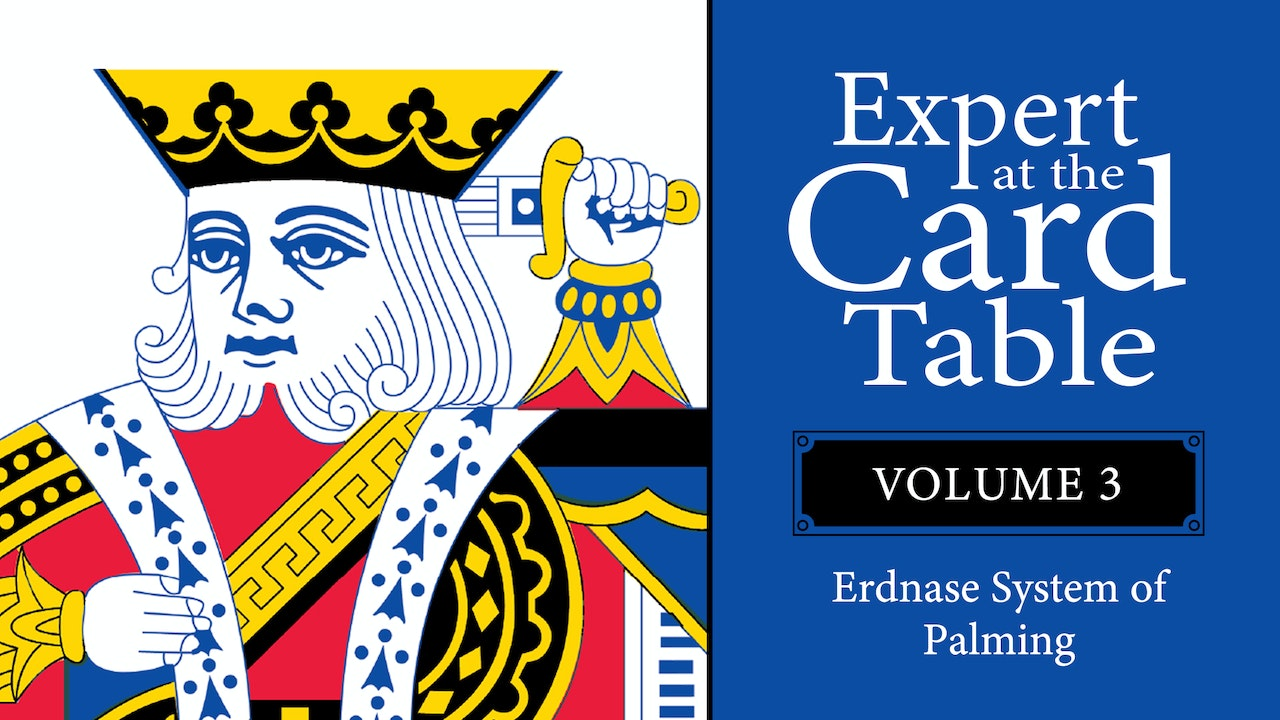 Expert at the Card Table: Volume 3