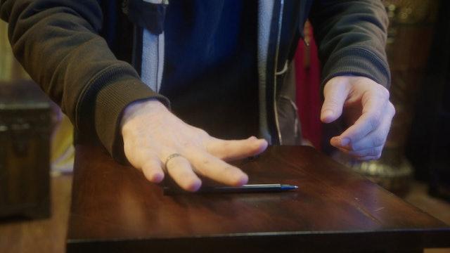 Pushing & Pulling a Pen