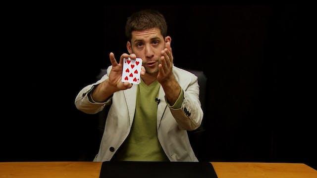 Bonus Card Trick