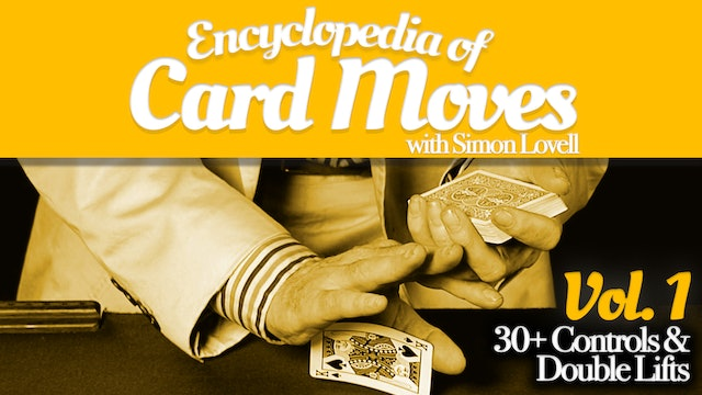 Encyclopedia of Card Moves: Volume 1