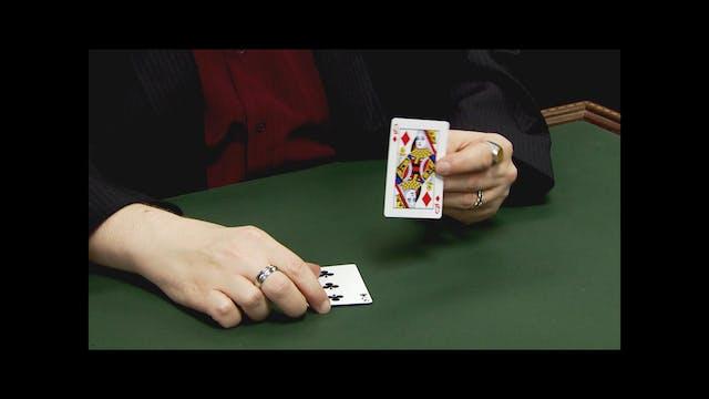 Rob Stiff Supreme 2 Card Monte