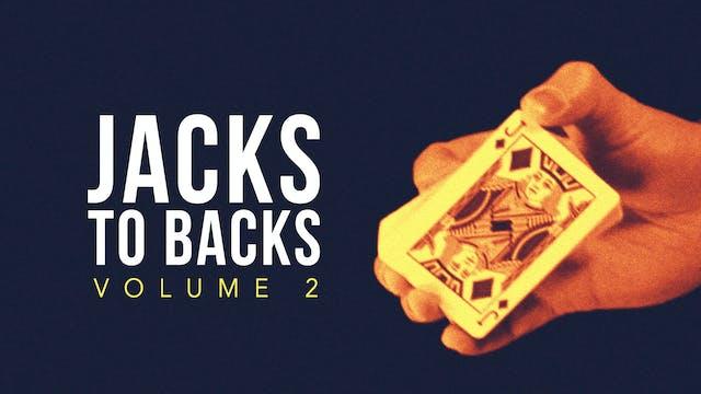 Jack to Backs Volume 2 Instant Download