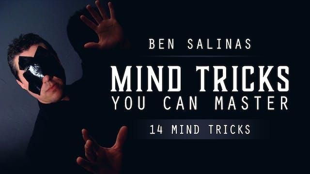 Mind Tricks You Can Master with Ben Salinas