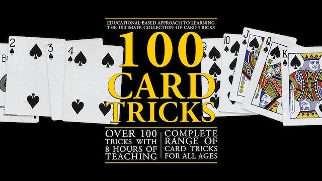 100 Incredible Card Tricks