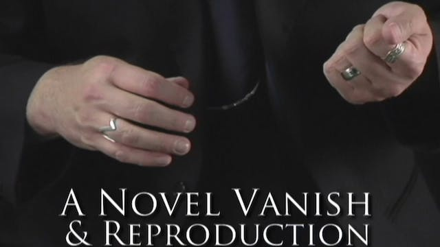 A Novel Vanish and Reproduction