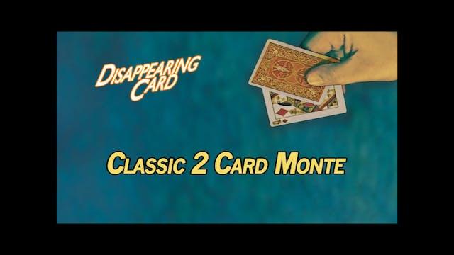 Classic 2 Card Monte
