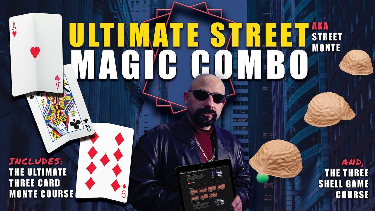 Street Monte - Instant Download