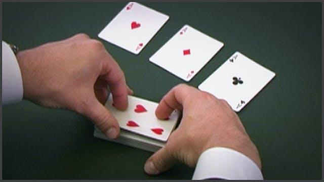 Fancy Ace Cutting