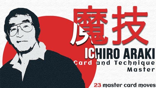 The Ichiro Araki Series