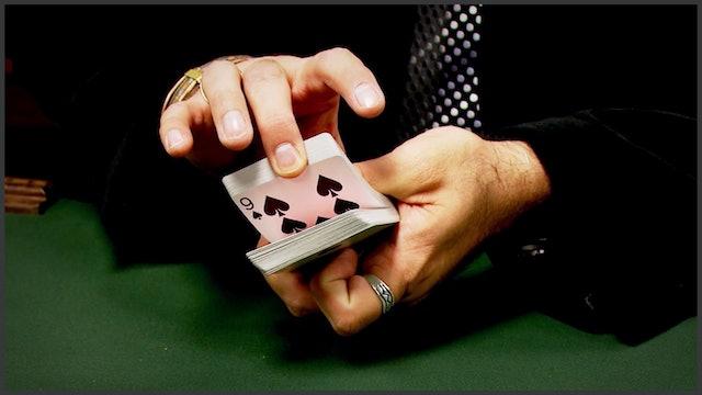 Short Card Dribble Force