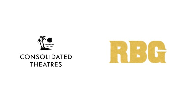 RBG - Consolidated Theatres