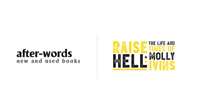 Raise Hell - after-words bookstore