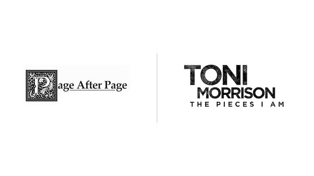 Toni Morrison - Page After Page Bookstore