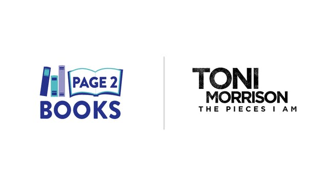 Toni Morrison - Page 2 Books