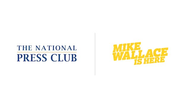 Mike Wallace is Here - The National Press Club