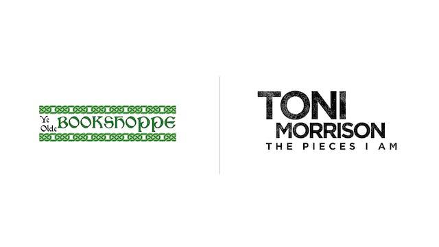 Toni Morrison - Ye Olde Bookshoppe