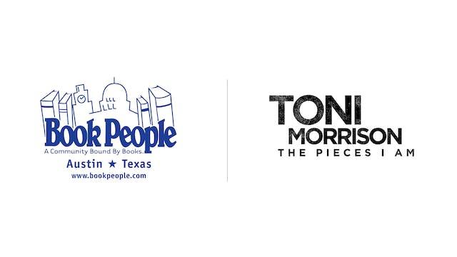 Toni Morrison - BookPeople