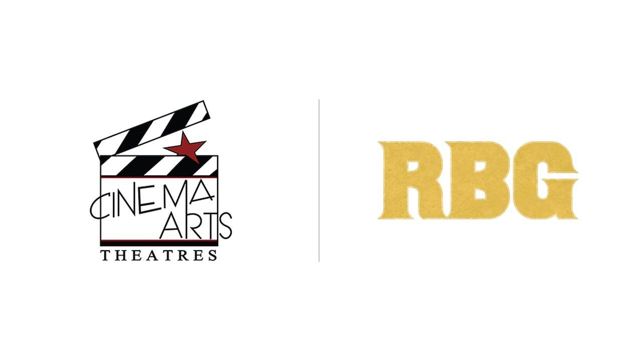 RBG - Cinema Arts Theatres