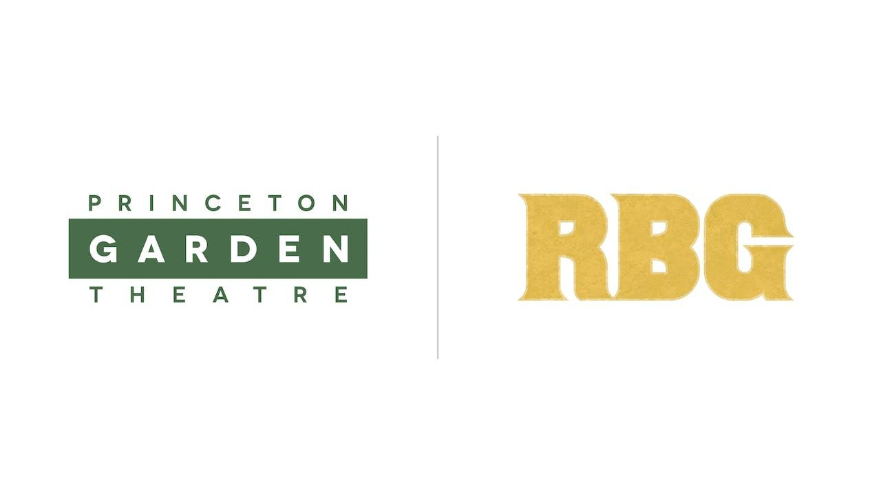 RBG - Princeton Garden Theatre