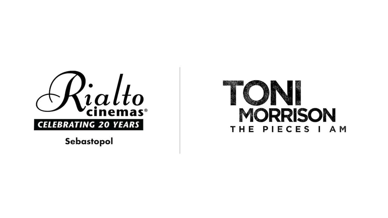 Toni Morrison - Rialto Cinemas