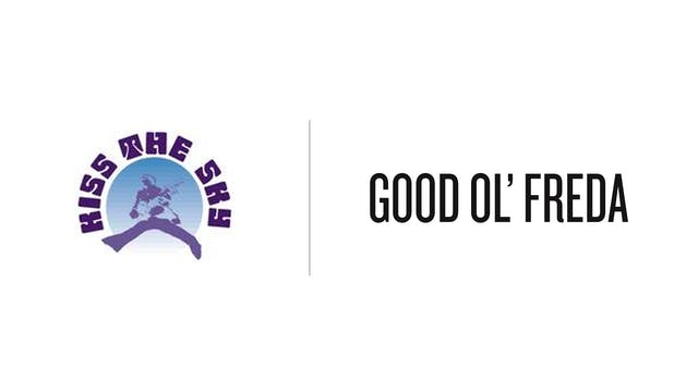 Good Ol Freda - Kiss The Sky