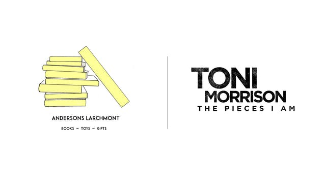 Toni Morrison - Andersons Larchmont