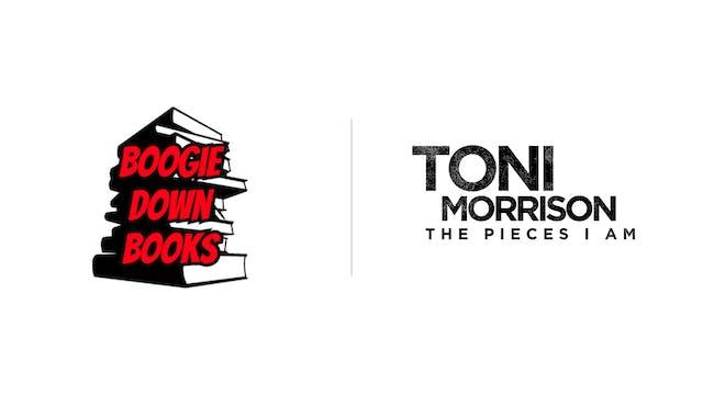 Toni Morrison - Boogie Down Books