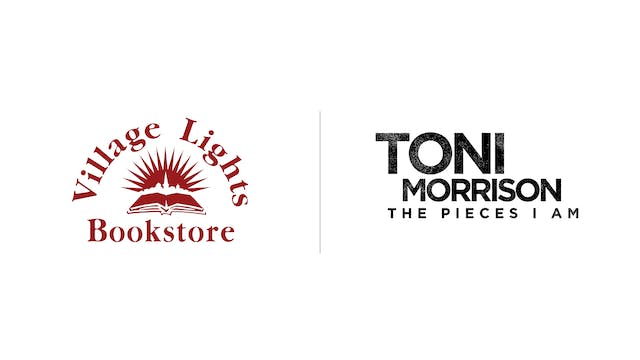 Toni Morrison - Village Lights Bookstore