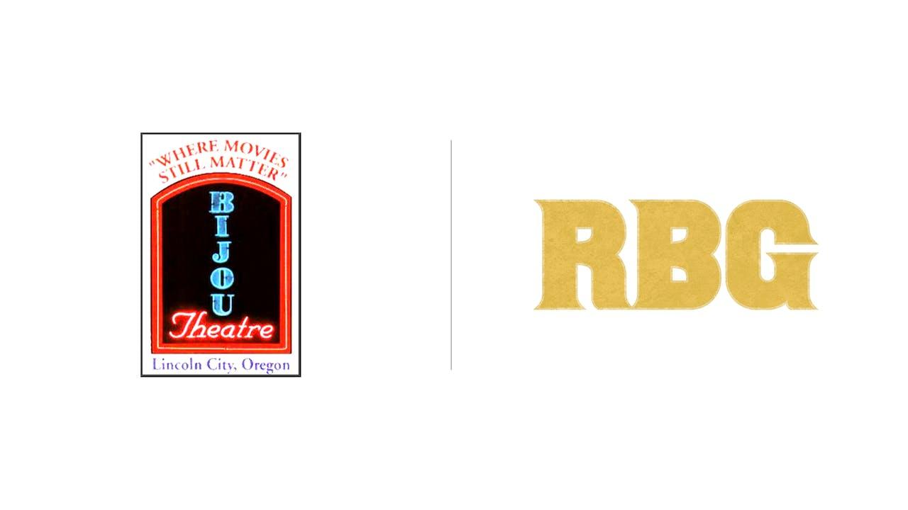 RBG - Bijou Theatre