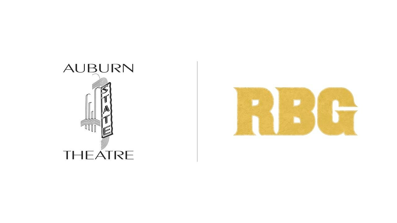 RBG - Auburn State Theatre