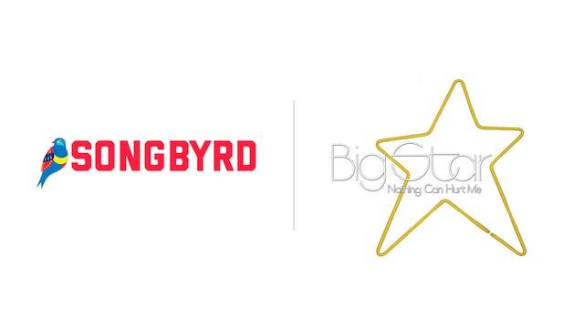 Big Star - Songbyrd Music House