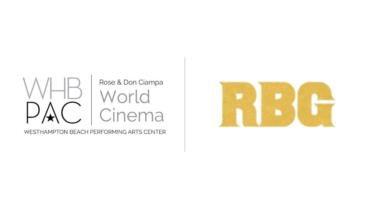 RBG - Westhampton Beach Performing Arts Center