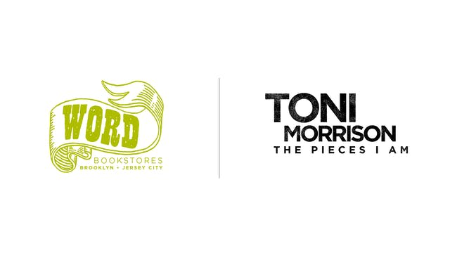 Toni Morrison - WORD Bookstores
